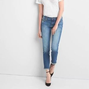 GAP 1969 Real Straight Med Wash Jeans [E5]